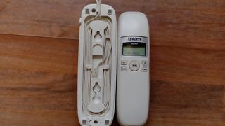 Usado Teléfono Góndola Uniden 3 Pilas Aa Incluidas Call Id