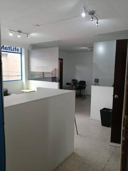 Oficina En Renta En Azcapotzalco Amueblada
