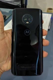 Smartphone Motorola G6 Plus, Dual, 64gb, Azul Marinho