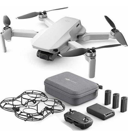 Mavic Mini Fly More Anatel - Desconto A Vista - Fcc