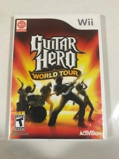 Guitar Hero World Tour. Wii