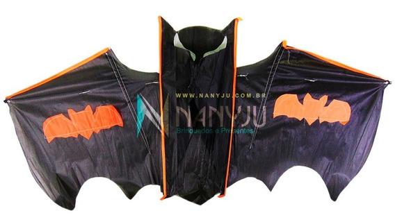 Pipa De Praia Morcego Tipo Batman Grande