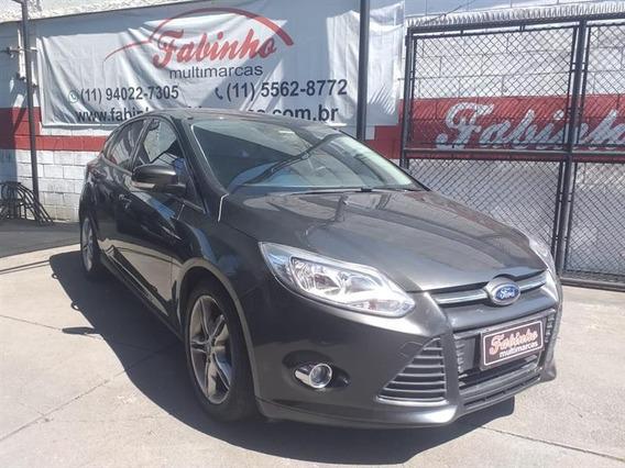 Ford Focus 2.0 Se 16v Flex 4p Powershift 2014/2015