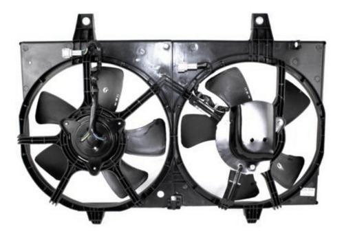 Ventilador De Radiador Nissan Maxima 2000 - 2001 Nuevo!!!