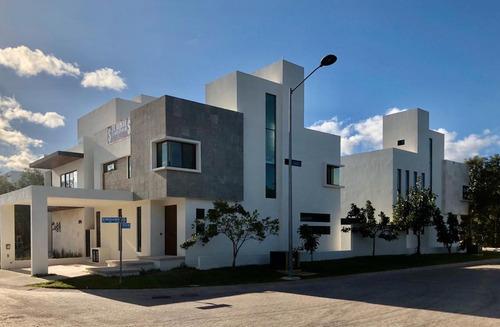 Imagen 1 de 13 de Casa En Venta Residencial Aqua Cancun A Estrenar!! C2751