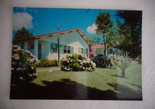 Cartão Postal Canela Cidade Das Hortêcias Rio Grande Sul