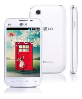 Smartphone Lg L40 D175f Dual Tv Digital Branco