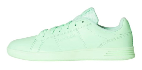 Tenis Casual Dama Reebok Royal Rally Verde Bs9053 Original!