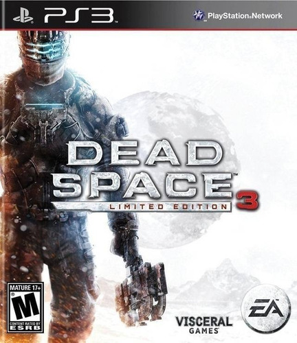 Dead Space 3 Juego Ps3 Original + Español