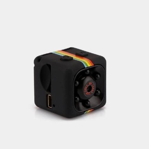 Mini Camara Espia Oculta Full Hd 1080p Vision Nocturna Sq11