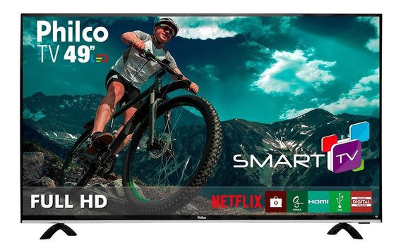 Smart Tv Led Philco 49 Ptv49e68dswn Bivolt