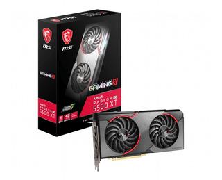 Tarjeta Grafica Msi Radeon Rx5500 Xt Gaming X 8g
