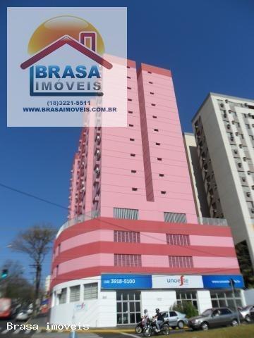 Apartamento Para Locação Em Presidente Prudente, Vila Euclides, 1 Dormitório, 2 Banheiros, 1 Vaga - 00194.001_1-226567