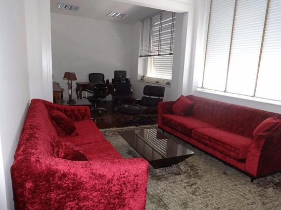 Conjunto Em Centro, Santos/sp De 346m² Para Locação R$ 10.000,00/mes - Cj150599