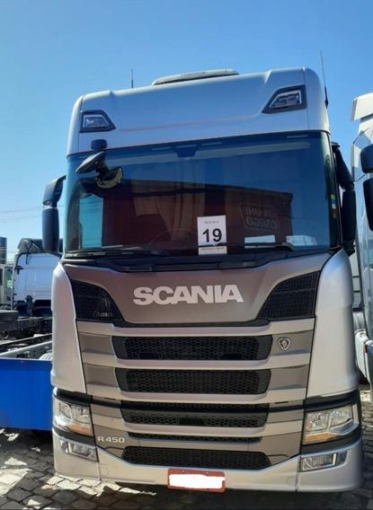 Scania R450 R 450 Rh Truck 6x2 Teto Alto = R500 R540 R410