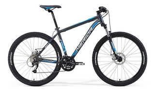 Bicicleta Mtb Merida Big Seven 40-md 27,5er 27v Disco 2017