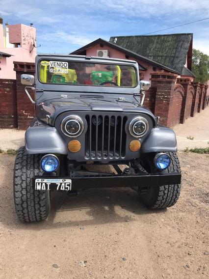 Jeep Motor Toyota 2000 Ika