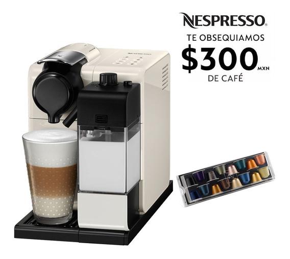Cafetera Nespresso Lattissima Touch Varios Colores Capuchino Eco Friendly