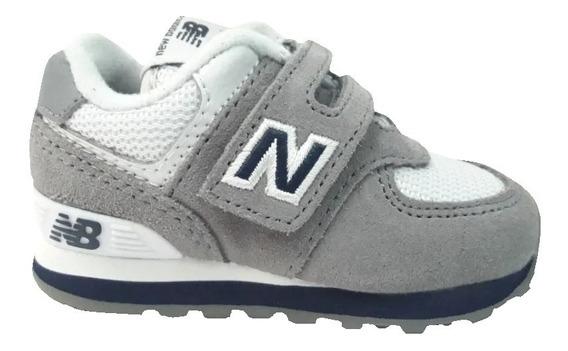 zapatillas niño new balance blancas
