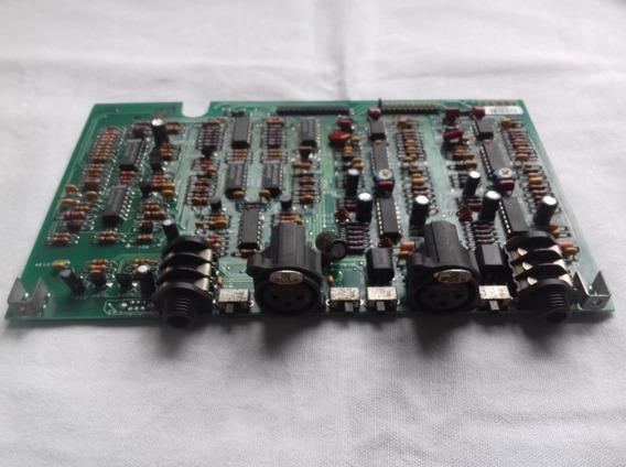 Placa Input Pca, Amplificado Corwn K2 Part: Cod :100524-x