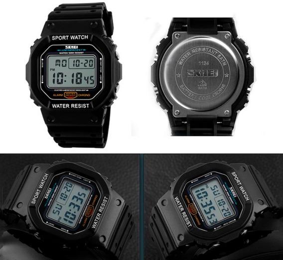 Relógio Skmei Digital Modelo 1134 Super Forte