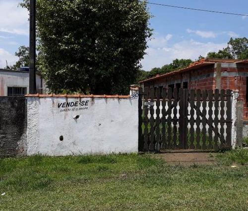 Imagem 1 de 5 de Ca118 | Edícula No Bairro São Pedro, Em Itanhaém.