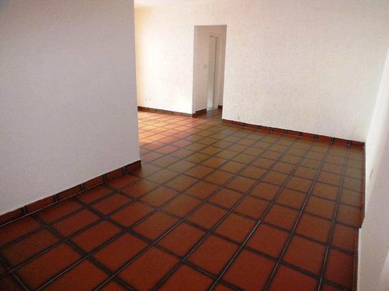 Apartamento Com 2 Dorms, Itararé, São Vicente - R$ 350 Mil, Cod: 1357 - V1357