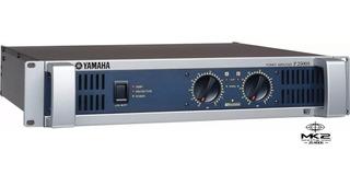 Amplificador Potencia Yamaha P-2500s 2x390w 4oh En Cuotas