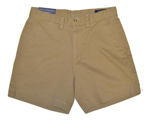 Polo Ralph Lauren, Short Bermuda Hombre, Orig., Nuevo Con Etiqueta