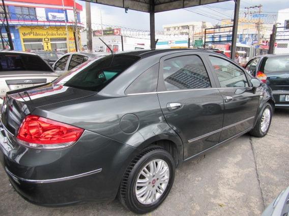 Fiat Linea Dualogic 2009 Completo