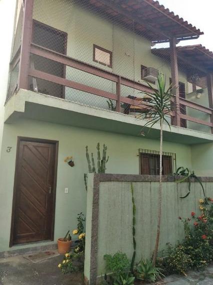Casa Em Itaipu, Niterói/rj De 96m² 2 Quartos À Venda Por R$ 399.000,00 - Ca367978