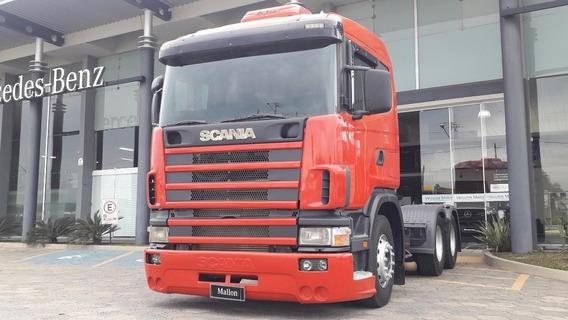 Scania R124 6x4 420 Cv