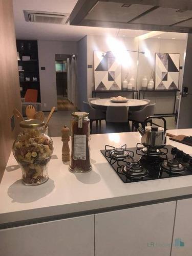 Apartamento Com 4 Dormitórios À Venda, 130 M² Por R$ 978.000,00 - Centro - Diadema/sp - Ap14618