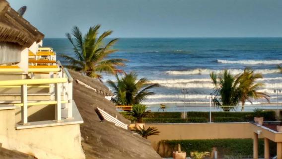 Casa 4 Suítes Frente Mar Condomínio Fechado Peruibe