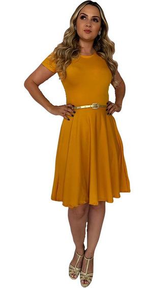 Vestido Feminino Evangelico Gode Longo Boneca Luxo Barato