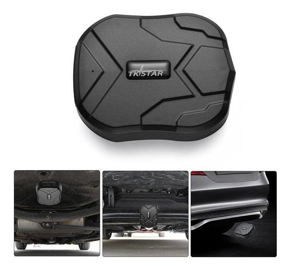 Rastreador Veicular Moto/carro E Caminhão Sem Fio Tk905 Gps