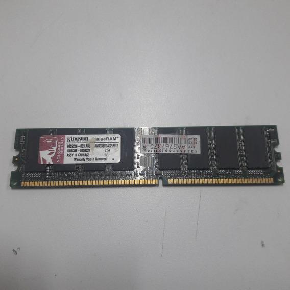 Memoria Ram Pc Ddr 1 512mb Usada