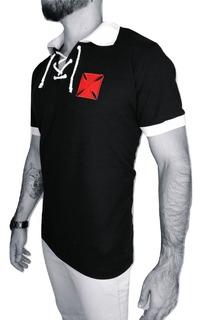 Camisa Polo Retrô - Vasco Da Gama
