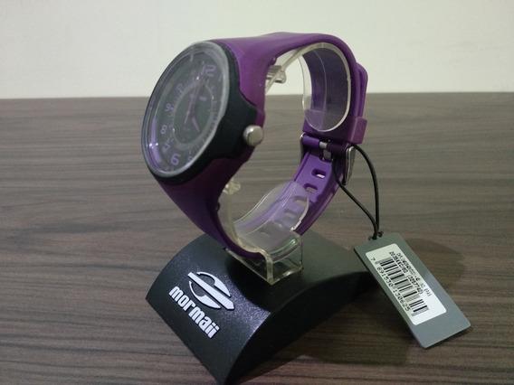 Relógio Mormaii No Plástico - Edição Limitada