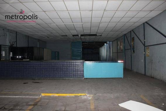 Galpão À Venda, 500 M² Por R$ 3.000.000,00 - Centro - São Caetano Do Sul/sp - Ga0021