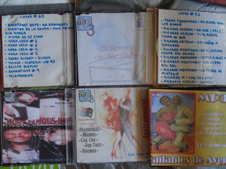3 Cd X 2$mp3 Cazador Conde Changa Infantil Baladas Jazz