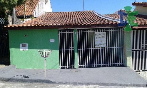 Casa Com 2 Dormitórios À Venda Por R$ 230.000 - Jardim Do Portal - Jacareí/sp - Ca0078