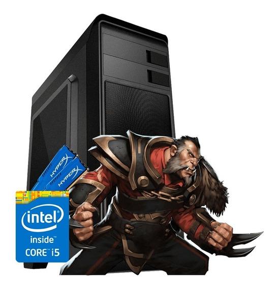 Pc Gamer Core I5 1150 Gt 1030 2gb 8gb Hyperx Hd 500gb Ssd