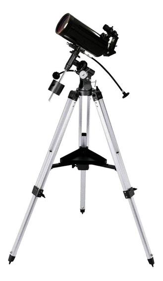 Telescópio Maksutov-cassegrain Greika Mk125 Preto