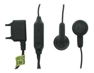 Audifonos Manos Libres Sony Ericsson Walkman Hpm-60 Nuevo C1