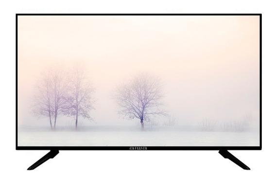 Televisor De 50 Pulgadas Smart Tv 4k Aiwa 50k1 Tienda Física