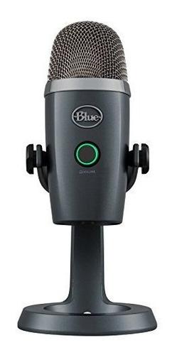 Microfono Condensador Azul
