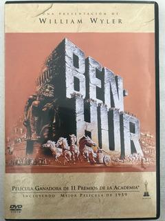 Dvd Ben Hur (1959) / Edicion De 2 Discos