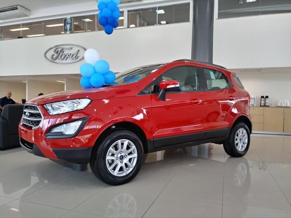 Ford Ecosport 1.5 Flex Se Direct Automatico