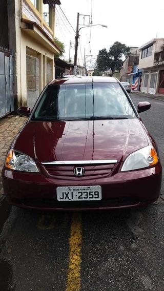 Honda Civic Lx 1.7 Sedan Aut.